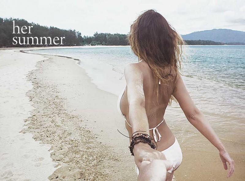 Ella y su verano